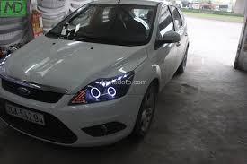 Đèn pha độ led nguyên bộ cho xe Focus mẫu 2