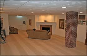Wonderful Basement Ideas On A Budget Finishing Finished Hovgallery For Simple