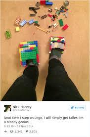 1 i m a lego genius