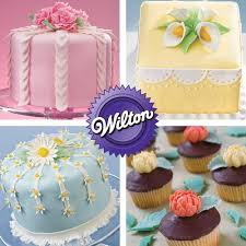 Wilton Course 3 Gumpaste Fondant Decorating Classes