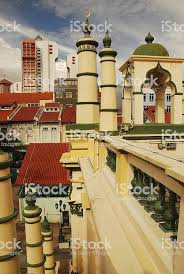 Masjid Abdul Gafoor Mosque Singapore Stock Photo - Download Image Now -  iStock