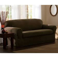 maytex reeves polyester spandex loveseat slipcover throughout sofa loveseat slipcovers image 21