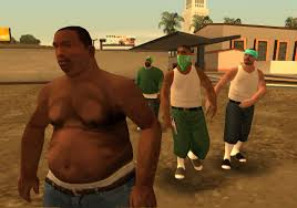 Carl Johnson screenshots, images and pictures - Giant Bomb