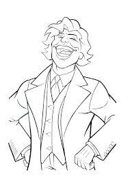 Batman And Joker Coloring Pages Free Printable Joker Coloring Pages