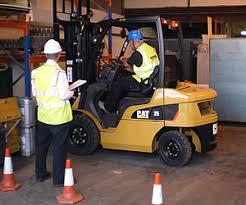 Forklift Training Driving Sense
