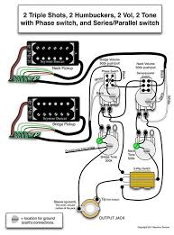 seymour duncan wiring diagram 2 triple shots 2 humbuckers 2 seymour duncan wiring diagram 2 triple shots 2 humbuckers 2 volume 2