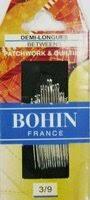 «<b>Инструменты для шитья</b> BONIH FRANCE Набор игл для ...