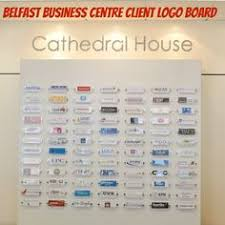 belfast business centre client logo board virtual office service per month plus vat address office centre