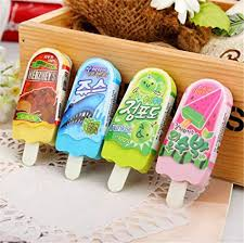 Mix multicolored kawaii cute Popsicle ice cream ... - Amazon.com