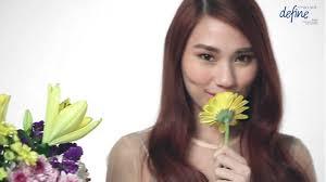 Bright Define Alicia Tan Wearing Acuvuer Definer Radiant Brighttm Youtube