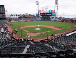 Oracle Park Section 214 Seat Views Seatgeek