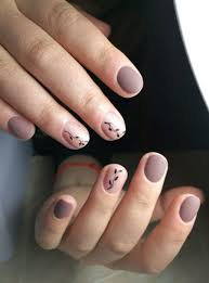 Easy Floral Nail Designs The Simpler The Nail Design The Easier It Is To Pull Off If