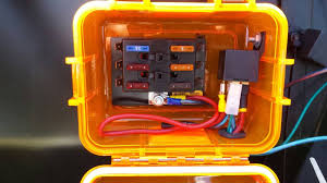 adding an auxiliary fuse box this image has been resized click this bar to view the full image the original image is sized 713x401
