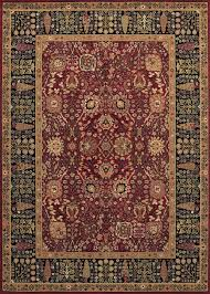 cypress garden persian red 0621 2597 royal kashimar rug by couristan