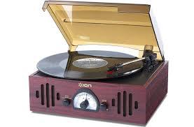 Купить <b>проигрыватель</b> виниловых пластинок <b>ION Audio Trio</b> LP ...