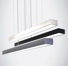 drop down ceiling lights with led suspended light fixtures 90degree and 10 lens 36w 7 spot 1200mm commercial on 640x624 lighting