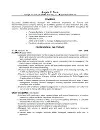 Lists Of Skills For Resume The Best Way To Listing Expertise On A