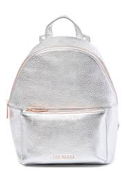 image of ted baker london pearen leather backpack