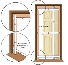 Kc Millwork Trim Chart Storm Doors Buying Guide At Menards
