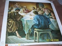 the last supper giclee sergey