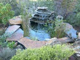 Waterfall Diy Pond Backyard Pool Pictures Garden. Outdoor Waterfall  Landscaping Kits Backyard Pond Ideas. Garden Waterfall Features Nz Pond  Backyard Kits ...
