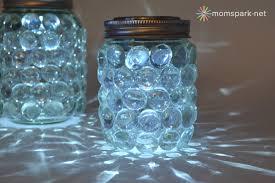diy easy mason jar luminaries make these solar light lights with glass beads