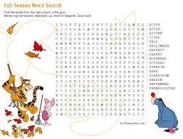 Printable Disney Word Search Games   Disneyclips.com