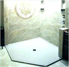 best shower base for tile building a pan ready reviews custom no bathrooms