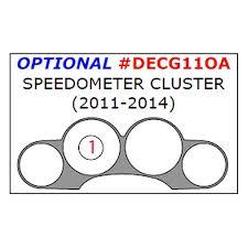 REMIN® DECG11OA-RRCF - Real <b>Red Carbon Fiber</b> Speedometer ...
