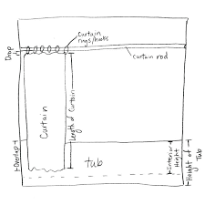 standard shower curtain height standard shower curtain lengths medium size of aqua holder black extra wide