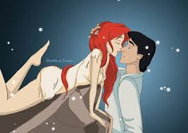 Small Picture Image Gallery of Prince Eric And Ariel Fanfiction