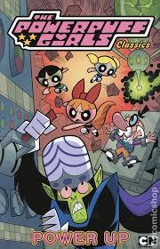 Powerpuff Girls comic books issue 2