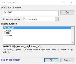 How To Forecast In Excel Excel 2016 Create Instant Forecasts With The New Forecast Sheet