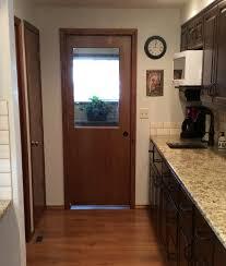 pocket door half glass home remodeling boise idaho