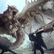 Charts Monster Hunter World Soars To Steam Top Ten No 1