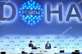 Forum Design Qatar Malaysian Prime Minister Mahathir Mohamad R Speaks Editorial