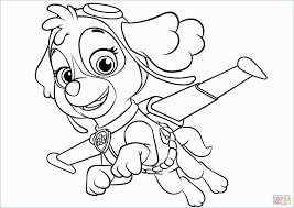 Coloring Book World Coloring Book World Skye Paw Patrol Luxury
