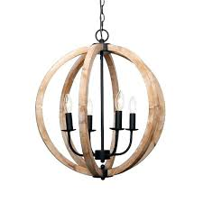 wood orb light wood orb chandelier antique 4 light distressed large round wooden white wood orb wood orb light wood and glass chandelier