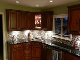 backsplash lighting. kitchen lighting glass tile backsplash