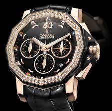 corum watches corum diamond embellished womens admirals cup chronograph