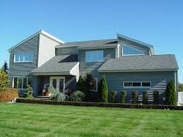 Features Modern Style Home - Design Build Pros