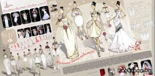 Моя дипломная Свадебная коллекция неудачные модели свадебных платьев