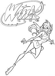 Small Picture Bloom winx club coloring pages ColoringStar