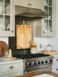 Wood Stove Backsplash Magnificent Quick And Easy Kitchen Backsplash Updates Midwest Living