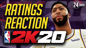 NBA 2K20 Top 20 Player Ratings REVEALED ...
