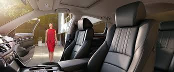 2018 honda accord interior spacious and welcoming