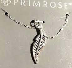 new primrose 925 sterling silver white