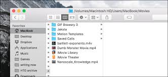 Mac Finder How To Sort Your Macs Folders On Top Of Files Windows Style