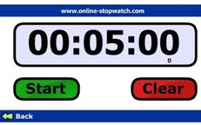 Set Timer Five Minutes Set A Timer 5 Minutes Rome Fontanacountryinn Com
