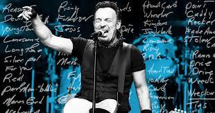 The Edge Cd Song List Bruce Springsteens Best All 327 Springsteen Songs Ranked